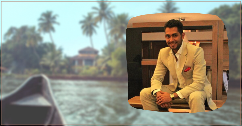 A Chat with Abhimanyu Bansal - Villa Morjim