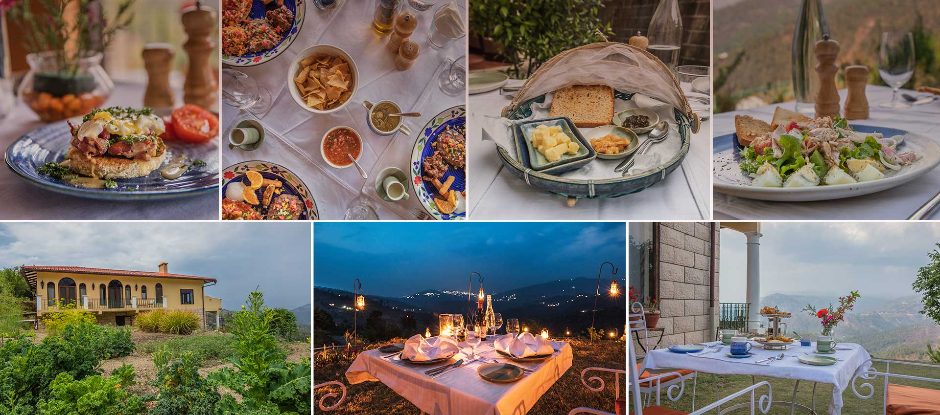 the orchard boutique hotel Gastronomic Experience